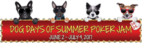 Dog Days of Summer Poker Jam